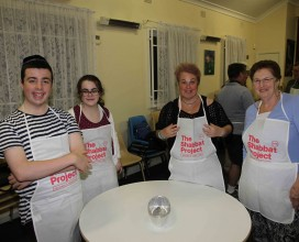 Southern Sydney Synagogue - Shabbat Project - Challah Bake-01