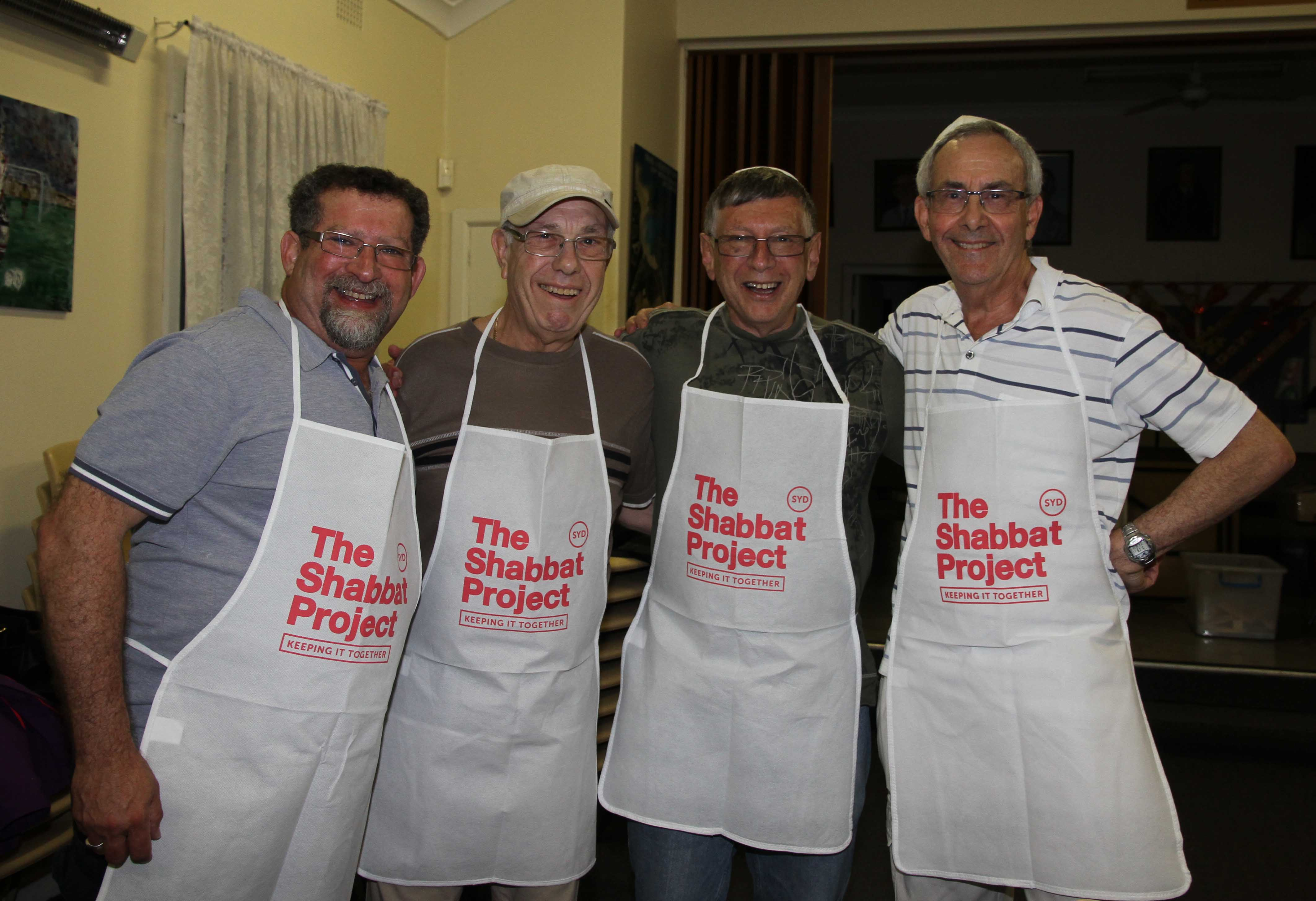 Southern Sydney Synagogue - Shabbat Project - Challah Bake-02