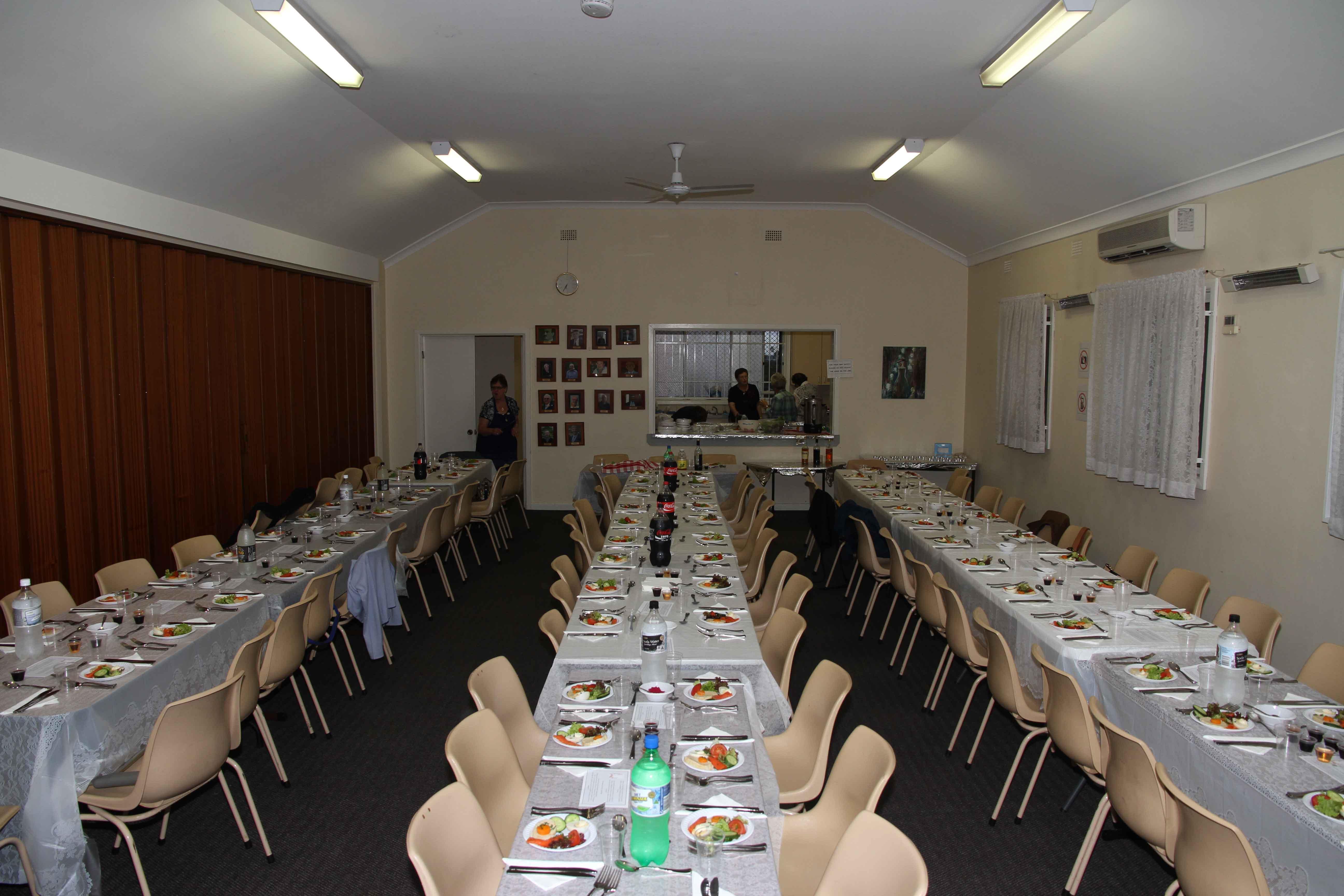 Southern Sydney Synagogue - Shabbat Project - Shabbat Dinner-01-