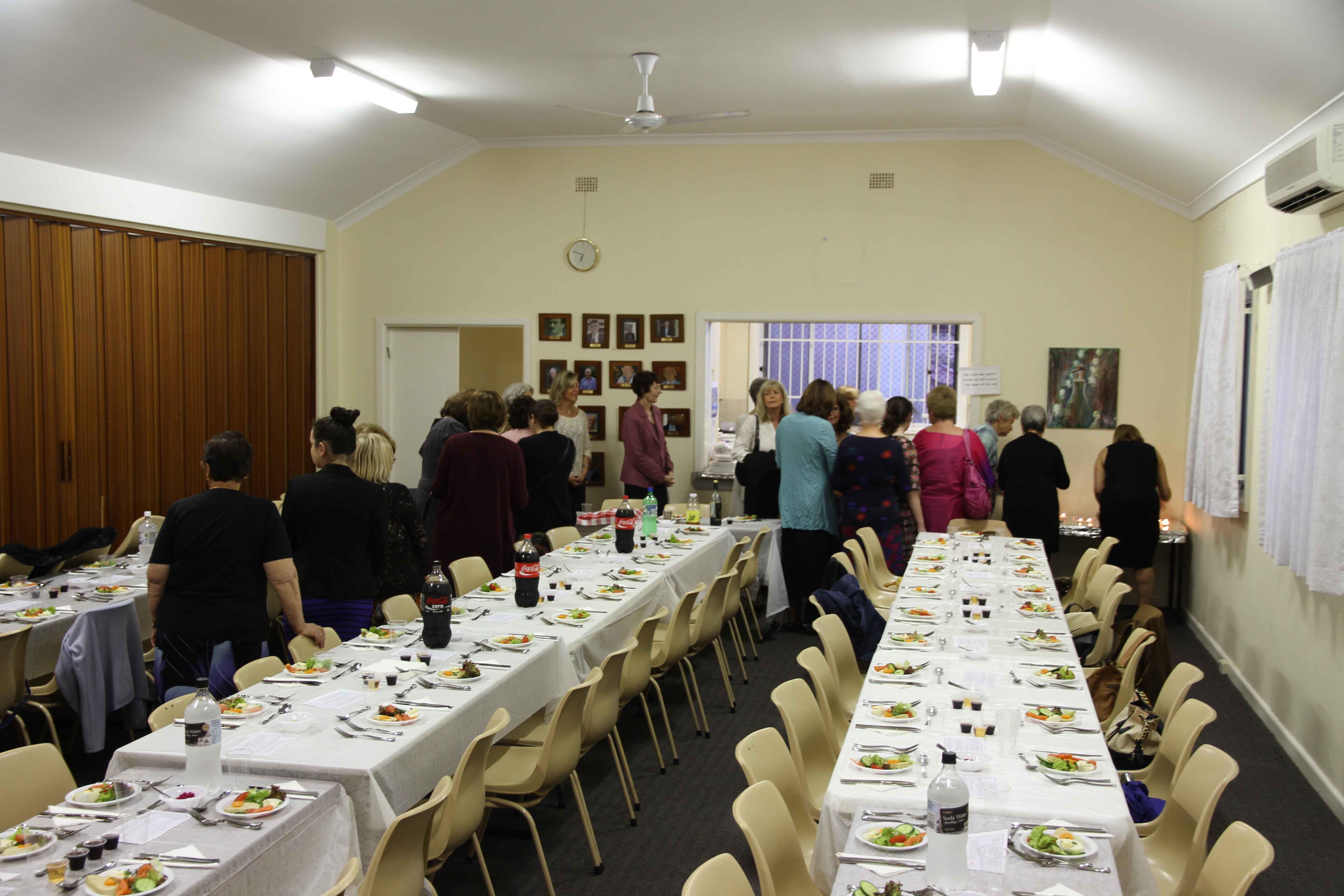 Southern Sydney Synagogue - Shabbat Project - Shabbat Dinner-02