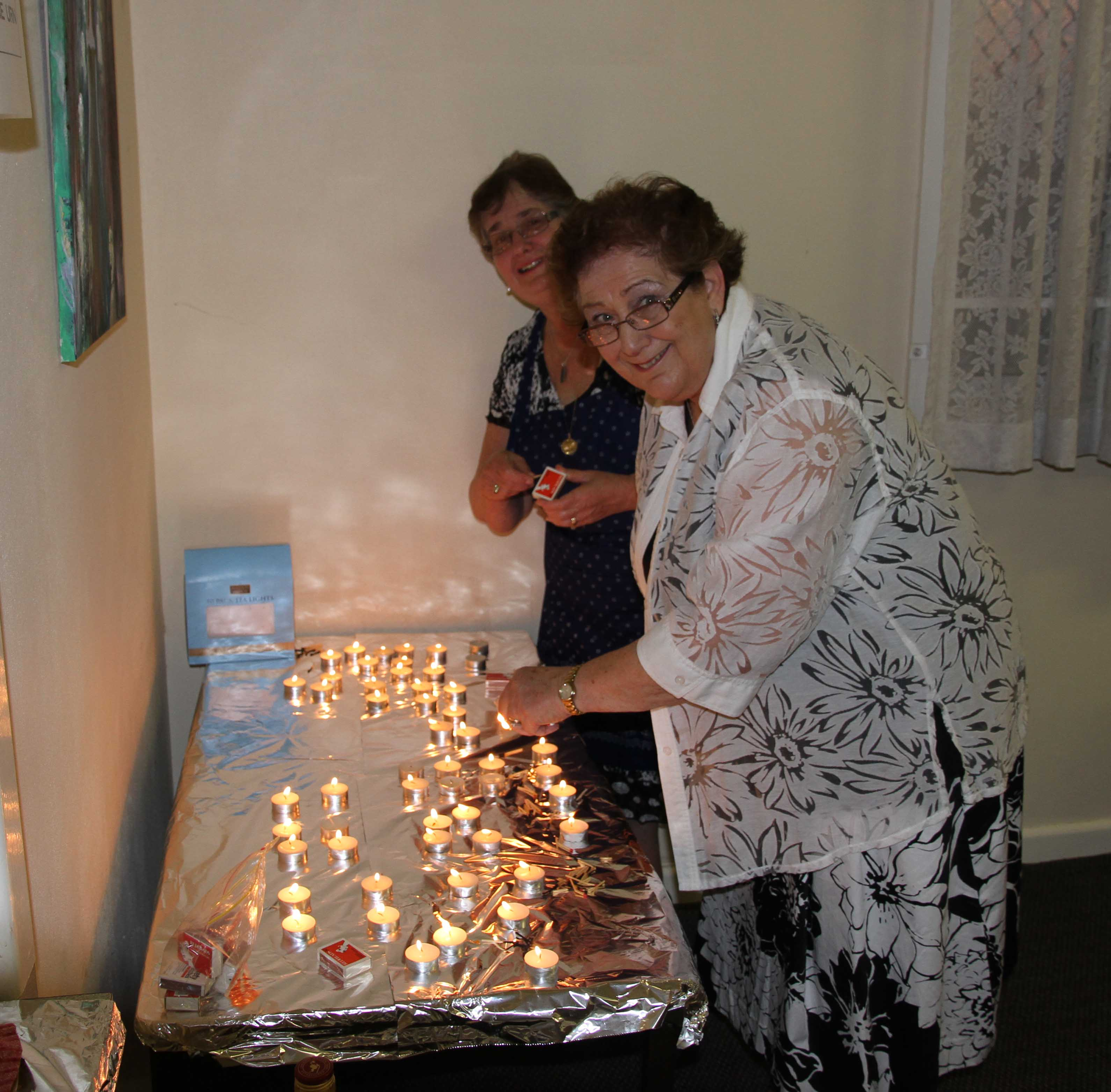 Southern Sydney Synagogue - Shabbat Project - Shabbat Dinner-03